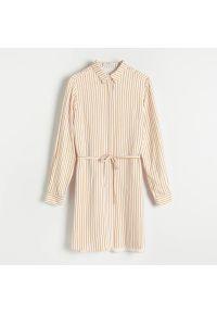 Reserved - Koszula z wiskozy - Wielobarwny. Materiał: wiskoza