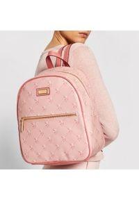 U.S. Polo Assn - Plecak U.S. POLO ASSN. - Hampton BEUHD5154WVG424 Light Rose. Kolor: różowy. Materiał: skóra #3