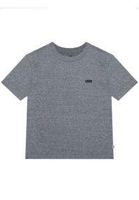 Vans T-Shirt V Boxy VN0A4MFL Szary Regular Fit. Kolor: szary