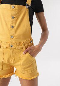 Żółte szorty Born2be