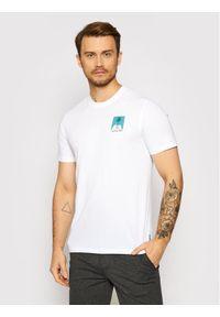 Only & Sons - ONLY & SONS T-Shirt Mikkel 22019089 Biały Regular Fit. Kolor: biały