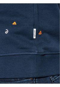 Only & Sons - ONLY & SONS Bluza Kris Life 22020040 Granatowy Regular Fit. Kolor: niebieski