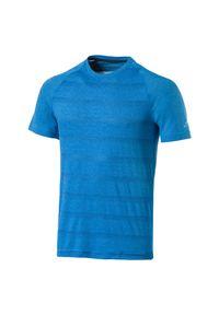 Koszulka męska do biegania Pro Touch Afi 285847. Materiał: bawełna, tkanina, materiał, poliester. Długość rękawa: raglanowy rękaw. Długość: długie. Sport: fitness, bieganie