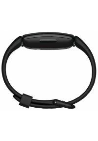 Czarny zegarek FITBIT sportowy