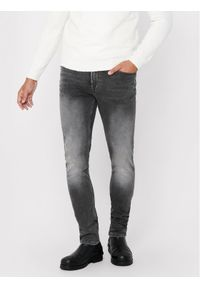 Only & Sons - ONLY & SONS Jeansy Loom 22017103 Szary Slim Fit. Kolor: szary