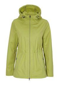 Cellbes Kurtka typu softshell limonka female zielony 34/36. Kolor: zielony. Materiał: softshell. Długość: krótkie