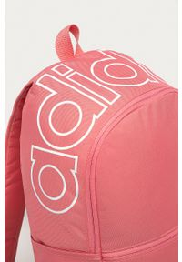 Adidas - adidas - Plecak. Kolor: różowy