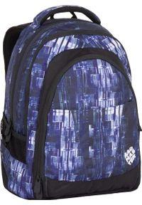 Niebieski plecak Bagmaster