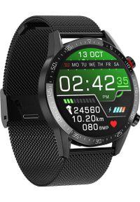 Smartwatch Promis SM40 Czarny (SM40/3-L13). Rodzaj zegarka: smartwatch. Kolor: czarny