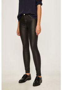 Czarne spodnie materiałowe TALLY WEIJL