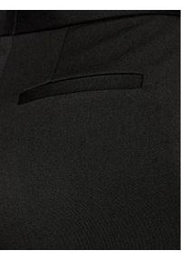 Czarne spodnie materiałowe Victoria Victoria Beckham