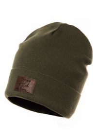 Brązowa czapka Jamiks