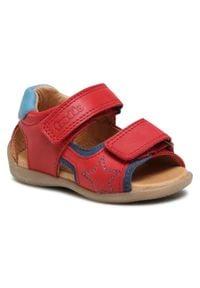 Czerwone sandały Froddo