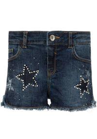 Niebieskie szorty jeansowe Mayoral