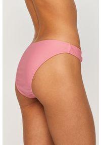 Fioletowy strój kąpielowy dwuczęściowy Vero Moda z odpinanymi ramiączkami