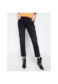 Czarne jeansy Patrizia Pepe