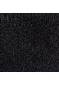 Calvin Klein - Kapelusz CALVIN KLEIN - Mono Blend Bucket K50K505739 BAX. Kolor: czarny. Materiał: bawełna, materiał