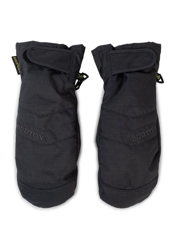 Czarna rękawiczka sportowa Burton narciarska