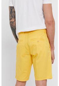 GANT - Gant - Szorty. Kolor: żółty