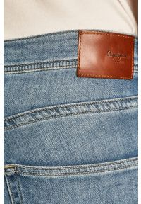 Niebieskie jeansy Pepe Jeans #4