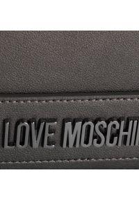 Szara listonoszka Love Moschino