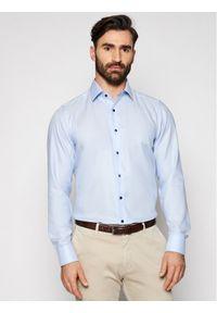 Niebieska koszula casual Roy Robson