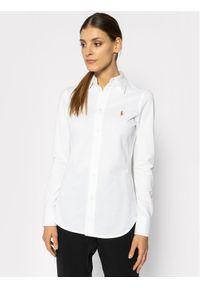 Biała koszula Polo Ralph Lauren polo