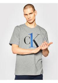 Szary podkoszulek Calvin Klein Underwear