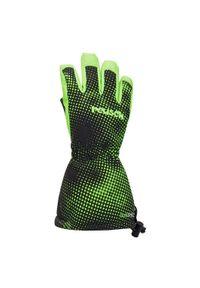 Rękawice narciarskie dla dzieci Reusch Maxi R-Tex Jr 4585215. Materiał: skóra, materiał, syntetyk. Sezon: zima. Sport: narciarstwo
