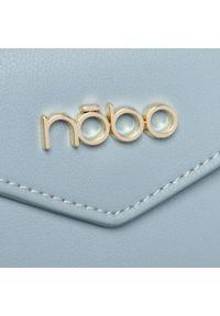 Niebieska torebka klasyczna Nobo klasyczna