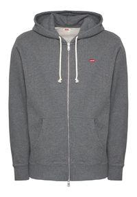 Levi's® Bluza New Orginal 34584-0000 Szary Regular Fit. Kolor: szary