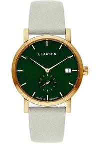 Zielony zegarek LLARSEN
