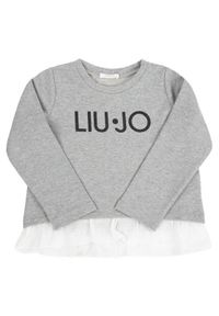 Szara bluzka Liu Jo Kids