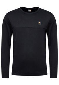 Czarna koszulka z długim rękawem Ellesse