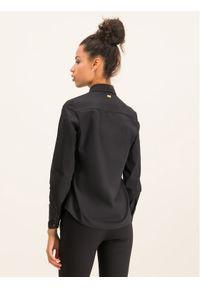 Czarna bluzka Cavalli Class