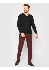 Czarny sweter klasyczny Digel