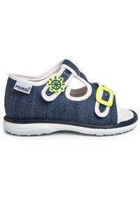 Niebieskie sandały Primigi
