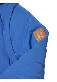 Reima Kurtka puchowa Beringer 531483 Niebieski Regular Fit. Kolor: niebieski. Materiał: puch #7