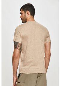 T-shirt Calvin Klein Underwear casualowy, z okrągłym kołnierzem