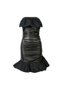 Sukienka Pinko dopasowana, mini, z aplikacjami