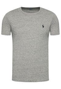Polo Ralph Lauren T-Shirt Core Replen 710680785006 Szary Classic Fit. Typ kołnierza: polo. Kolor: szary