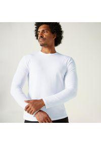 Bluza sportowa DOMYOS długa, z długim rękawem