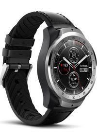 Srebrny zegarek TICWATCH smartwatch