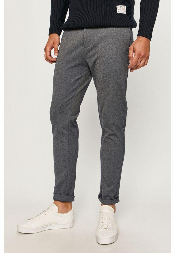 Niebieskie spodnie Clean Cut Copenhagen casualowe, na co dzień
