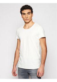 Beżowy t-shirt Jack & Jones