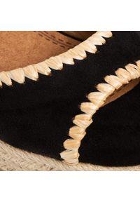 Czarne sandały Refresh casualowe, na co dzień