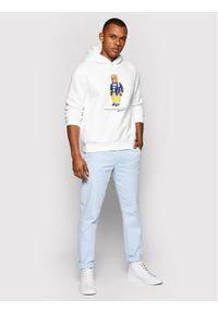 Polo Ralph Lauren Bluza 710835785001 Biały Regular Fit. Typ kołnierza: polo. Kolor: biały