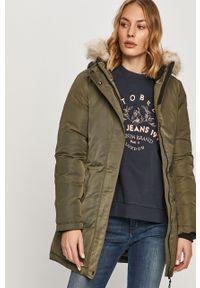Kurtka Calvin Klein Jeans z kapturem