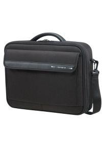 Czarna torba na laptopa Samsonite biznesowa