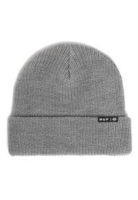 Szara czapka zimowa HUF
